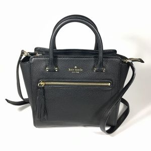 NWT Kate Spade Chester Street Small Allyn Black